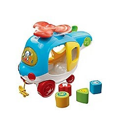 VTech Baby - Sort 'n Spin Helicopter