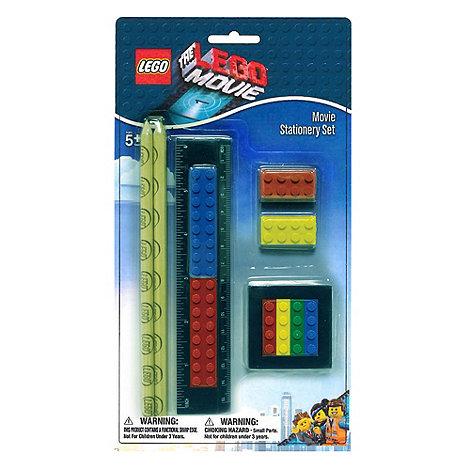 LEGO - Movie 6 Piece Stationery Set