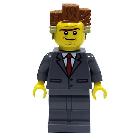 LEGO - Movie Retractable Head Pens - Lord Business