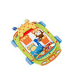 Bright Starts - Tummy Cruiser Prop & Play Mat