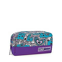 Debenhams - Colour Freedom Pencilcase - Purple