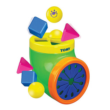 Tomy - Happy Shape Sorter