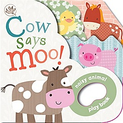 Parragon - Cow Says Moo!