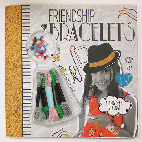 Parragon - Friendship Bracelets Book