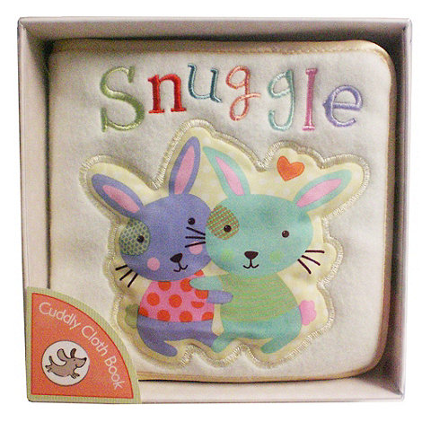 Parragon - Little Learners Snuggle Cloth Book