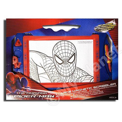 Spider-man - Large Magnetic Scibbler