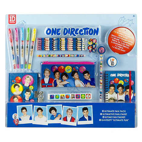 One Direction - Ultimate Fan Pack