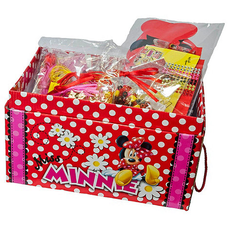 Minnie Mouse - Mega Arts & Crafts Set