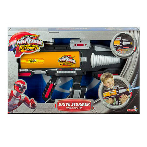 Power Rangers - Power Rangers Overdrive Water Blaster
