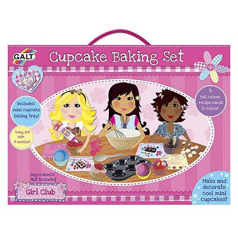 Galt - Girl Club Cupcake Baking Set