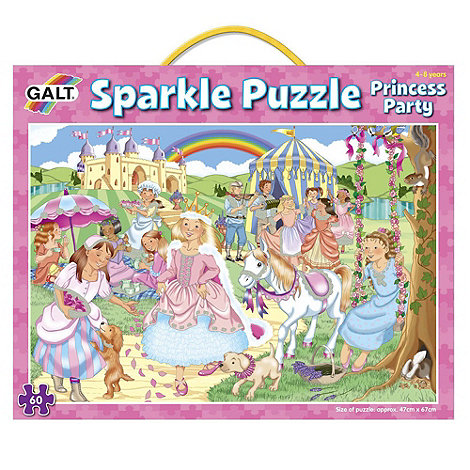 Galt - Sparkle Puzzle Princess Party