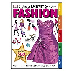 Dorling Kindersley - Ultimate Factivity Collection Fashion