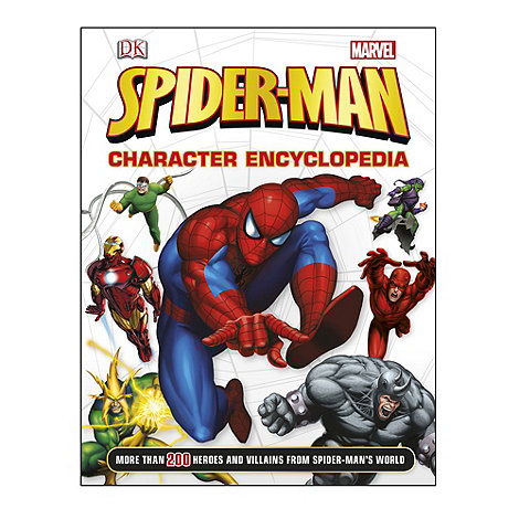 Spider-man - Character Encyclopedia