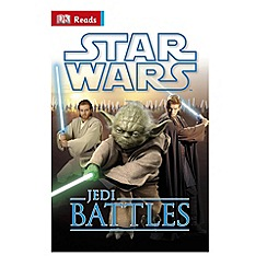 Dorling Kindersley - Star Wars Jedi Battles book