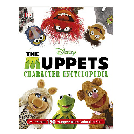 Disney - Muppets Character Encyclopedia