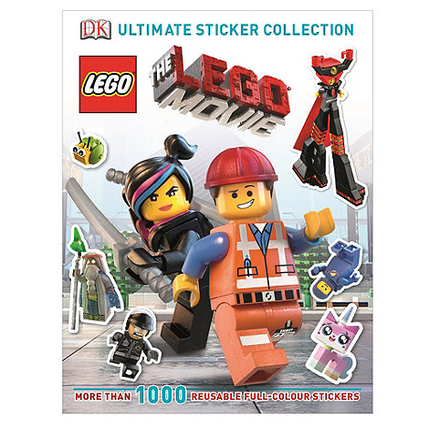 Dorling Kindersley - The LEGO Movie Ultimate Sticker Collection