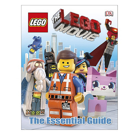 Dorling Kindersley - The LEGO Movie The Essential Guide