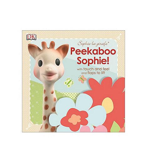 Dorling Kindersley - Sophie la girafe: Peekaboo Sophie!