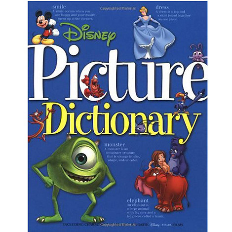 Disney - My First Picture Dictionary