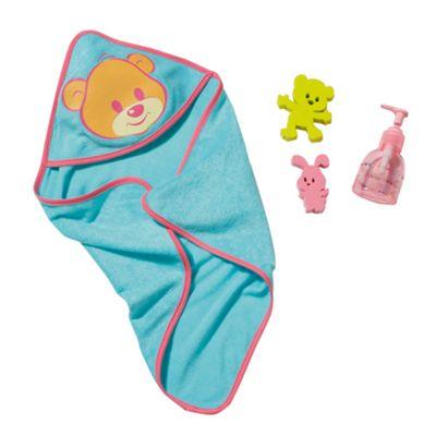 Baby Born Bathing Accessory Set - . -