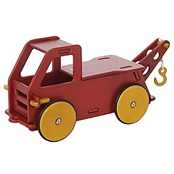 Hippychick - Moover Baby Truck Red