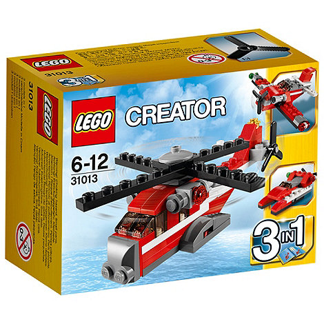 LEGO - Creator Red Thunder - 31013