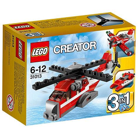 LEGO - Creator Red Thunder - 31013