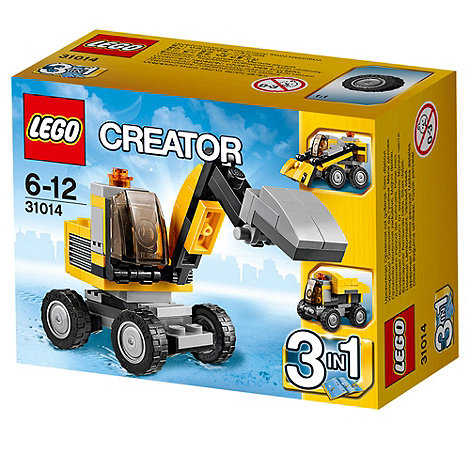 LEGO - Creator Power Digger - 31014