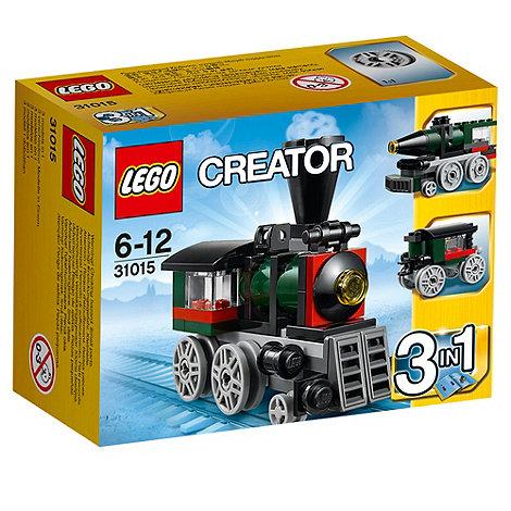 LEGO - Creator Emerald Express - 31015