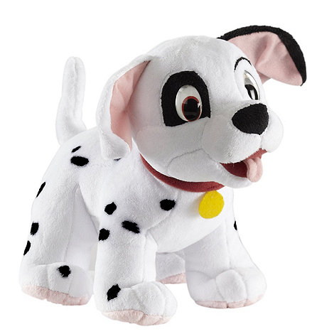 Disney - 101 Dalmations Patch plush toy