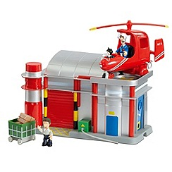Postman Pat - Post delivery playset