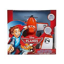 Disney Planes - Wing control 'Dusty' aeroplane