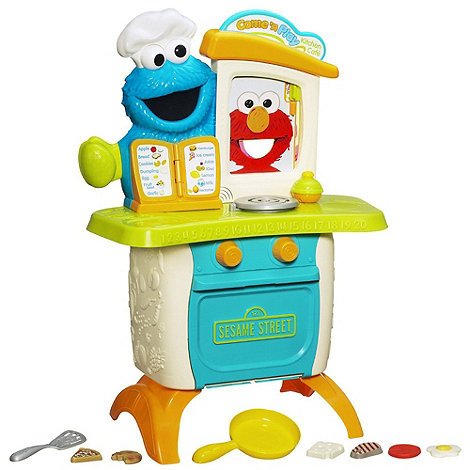Sesame Street - Cookie Monster Cafe