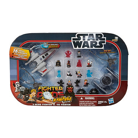 Star Wars - Star War Xwing fighter pods