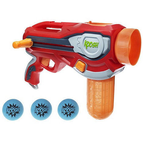 Koosh - Galaxy Space Agent Ball Launcher