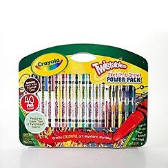 Crayola - Twistable sketch & draw