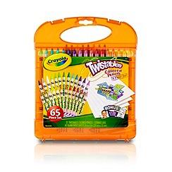 Crayola - Twistable pencils paper set