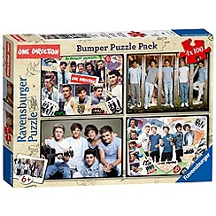 One Direction - 4 x 100pc Bumper Pack puzzle