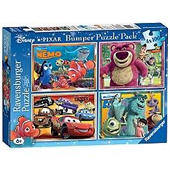 Disney - Pixar 4 x 100pc Bumper Pack puzzle