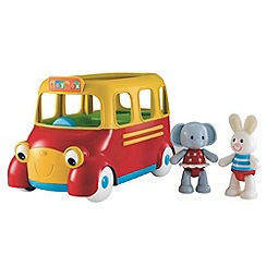 Early Learning Centre - Toy box bus