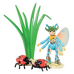 Tree Fu Tom - Ariela with Ladybirds deluxe figure