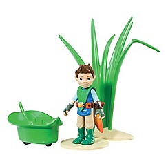 Tree Fu Tom - Tom with Leafboard deluxe figure