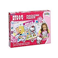 Hello Kitty - Magazine Maker