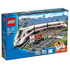 Lego - City Trains High-speed Passenger Train - 60051