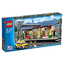 Lego - City Trains Train Station - 60050