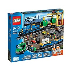LEGO - City Cargo Train - 60052
