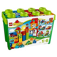 LEGO - DUPLO DUPLO Deluxe Box of fun - 10580