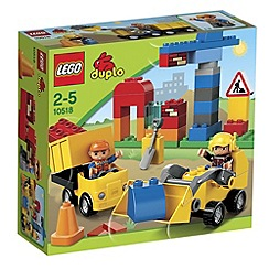 Lego - DUPLO Town My First Construction Site - 10518