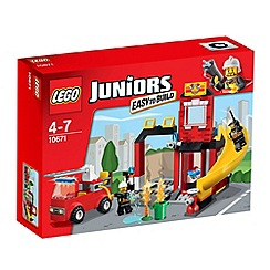 Lego - Juniors Fire Emergency - 10671
