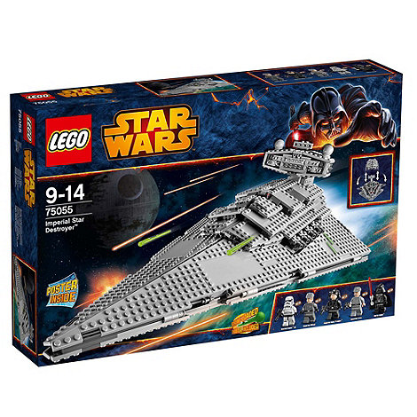 LEGO - Star Wars Imperial Star Destroyer - 75055
